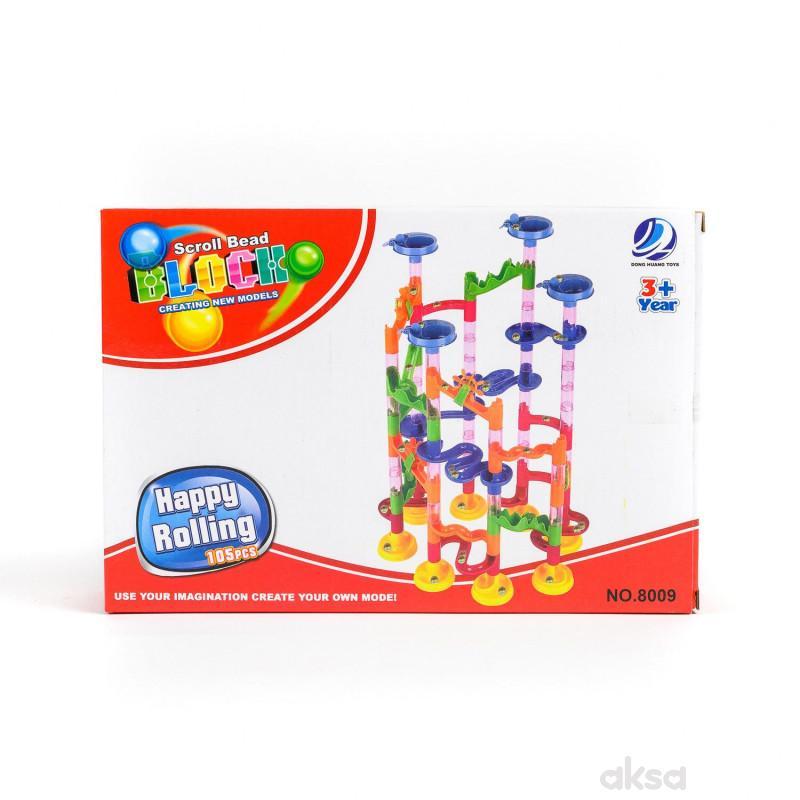 Hk Mini igračka, set sa kuglicama