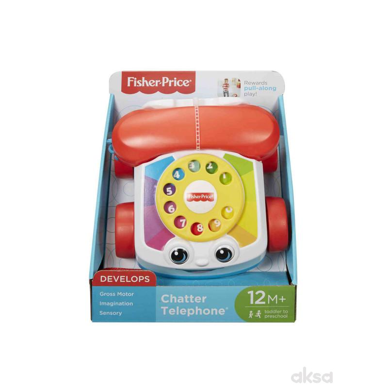 Fisher-Price Telefon Na Tockicima