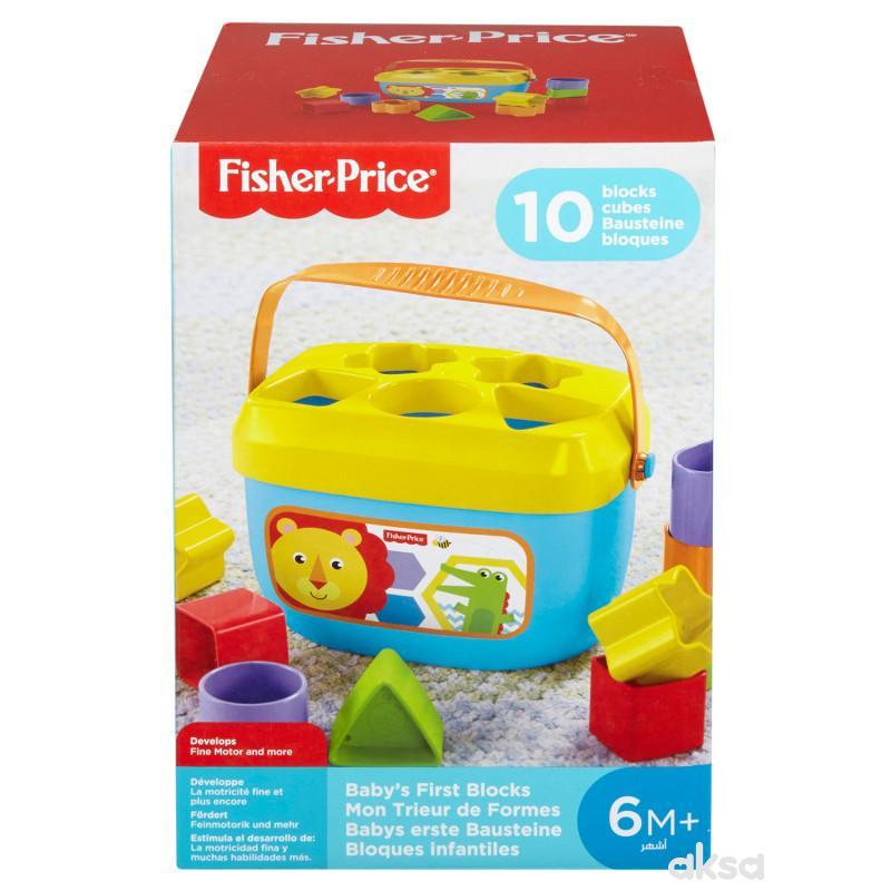 Fisher-Price Kocke Pogodi Oblik