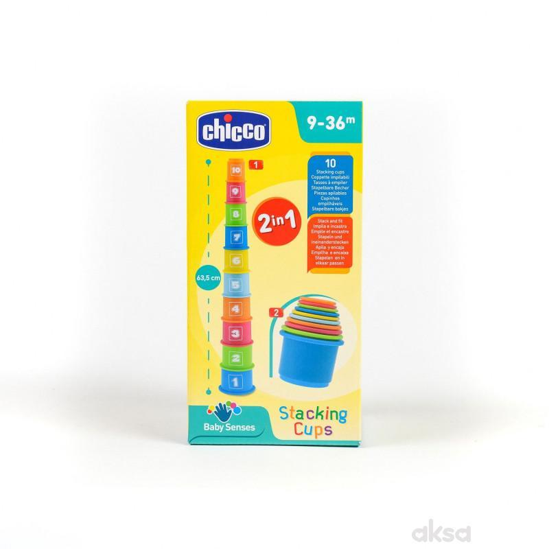 Chicco igračka kupovi za slaganje