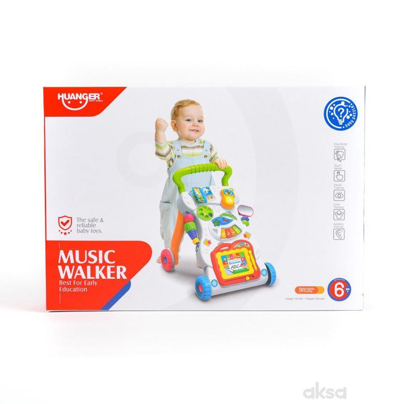 Qunsheng Toys, hodalica za prve korake
