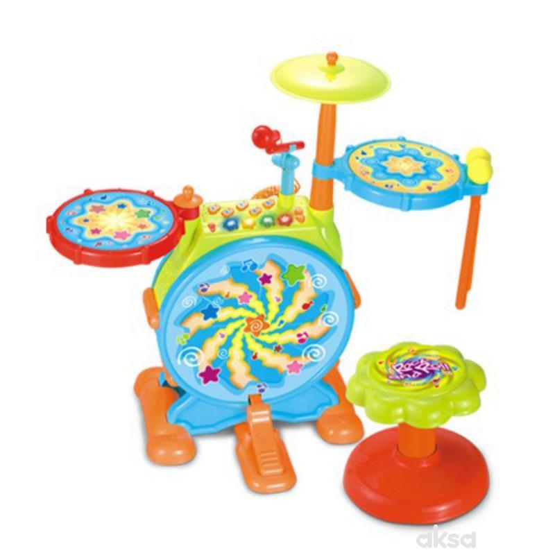Huile toys igračka bubanj