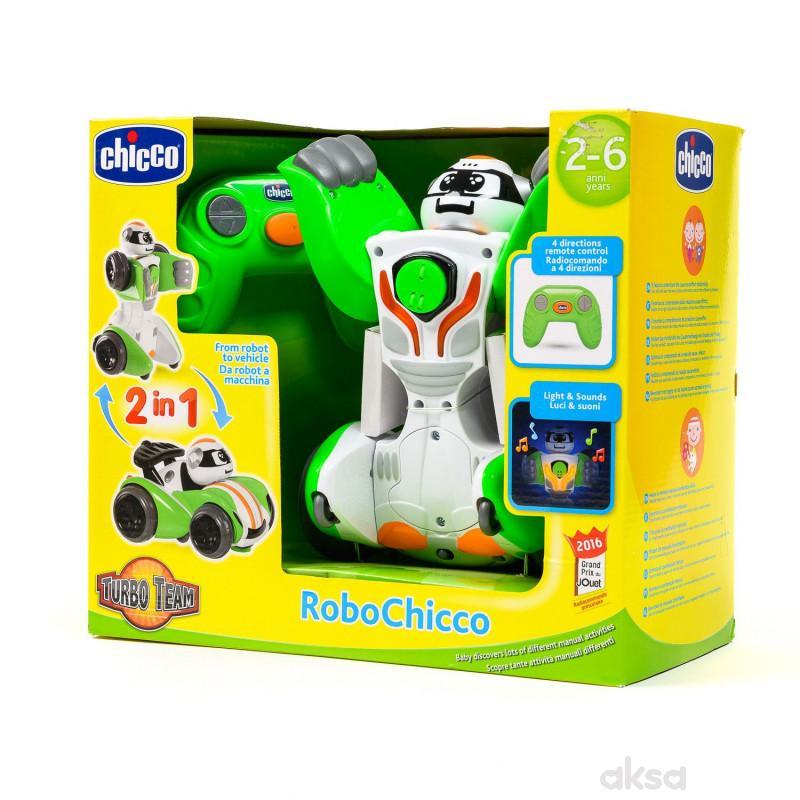 Chicco igračka robot Transformers