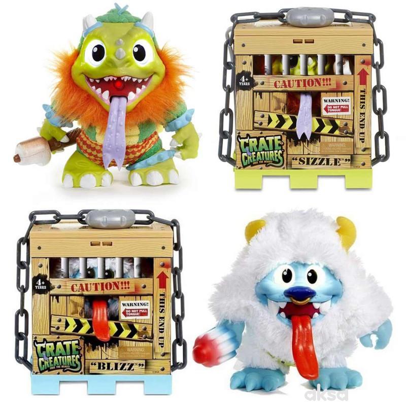 Crate creatures čudovištanca asst