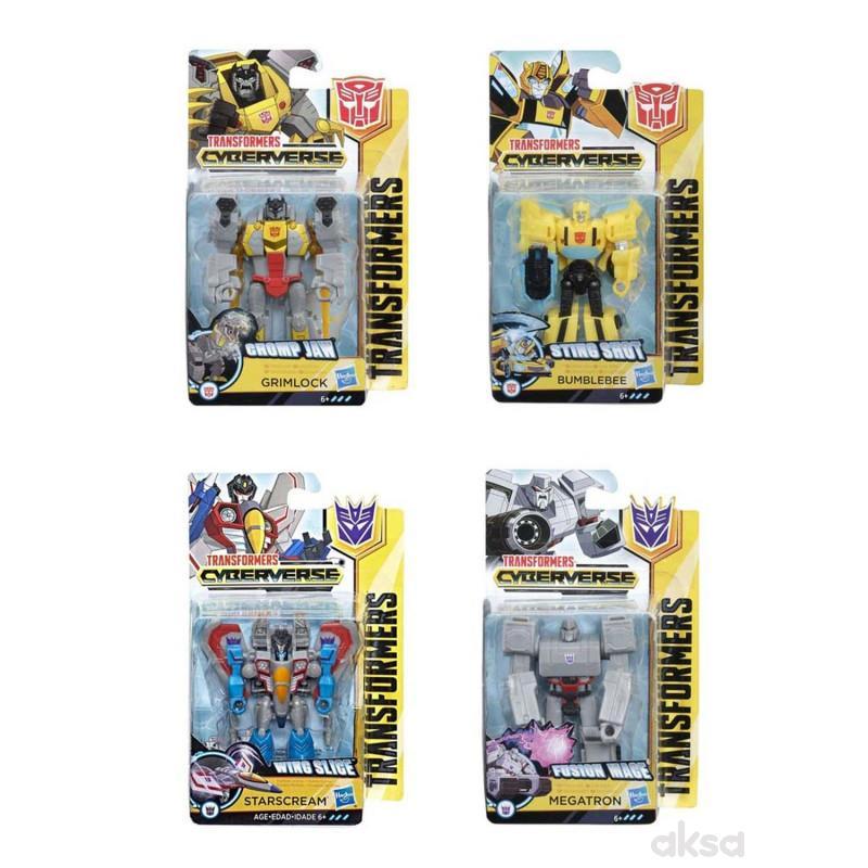Transformers Cyberverse Scout Asst
