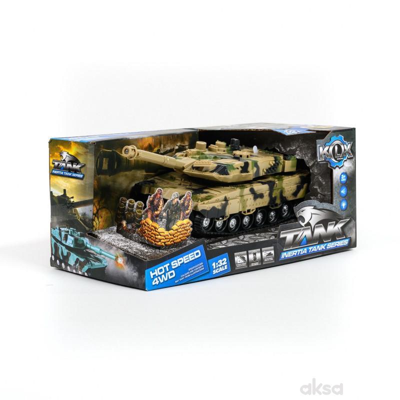 Qunsheng Toys, igračka tenk