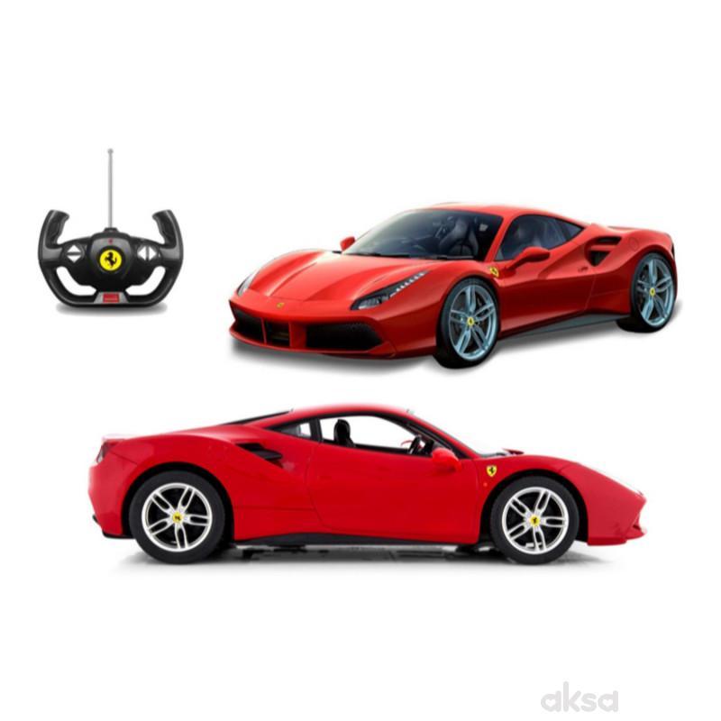 Rastar RC automobil Ferrari 488 GTB 1:14
