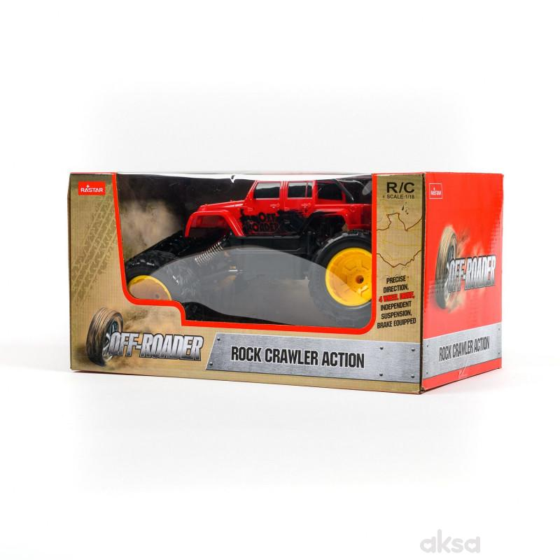 Rastar R/C automobil Off-Roader 1:18