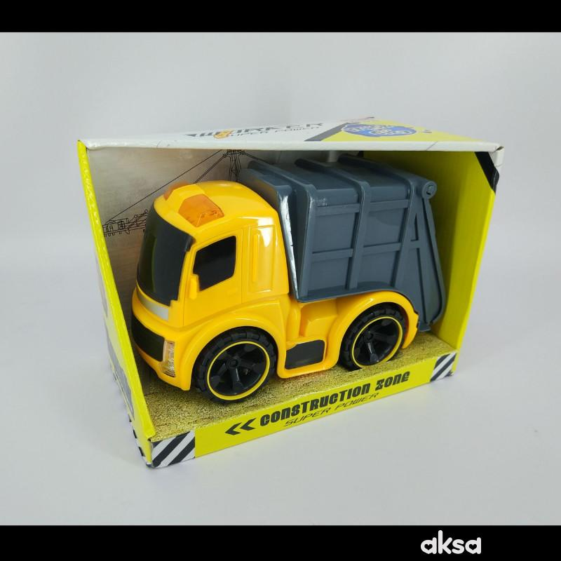 Hk Mini, igračka djubretarsko vozilo