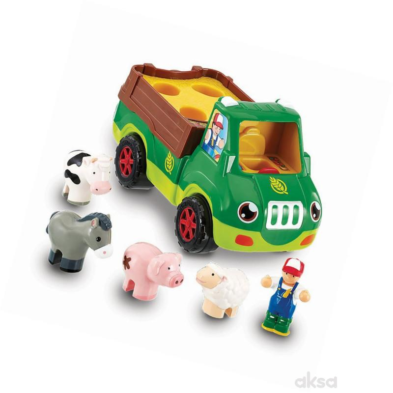 Wow igračka farmerski kamion Freddie