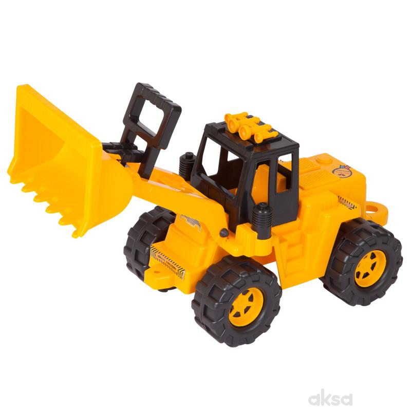 Bager Super Bulldozer