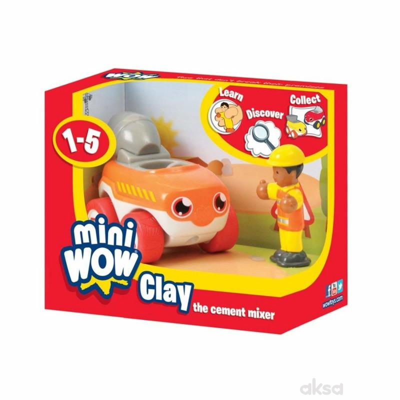 Wow igračka mini Clay the Mixer