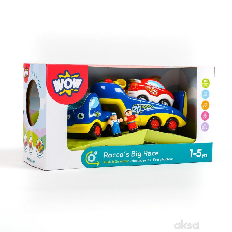 Wow igračka kamion Roccos Big Racing