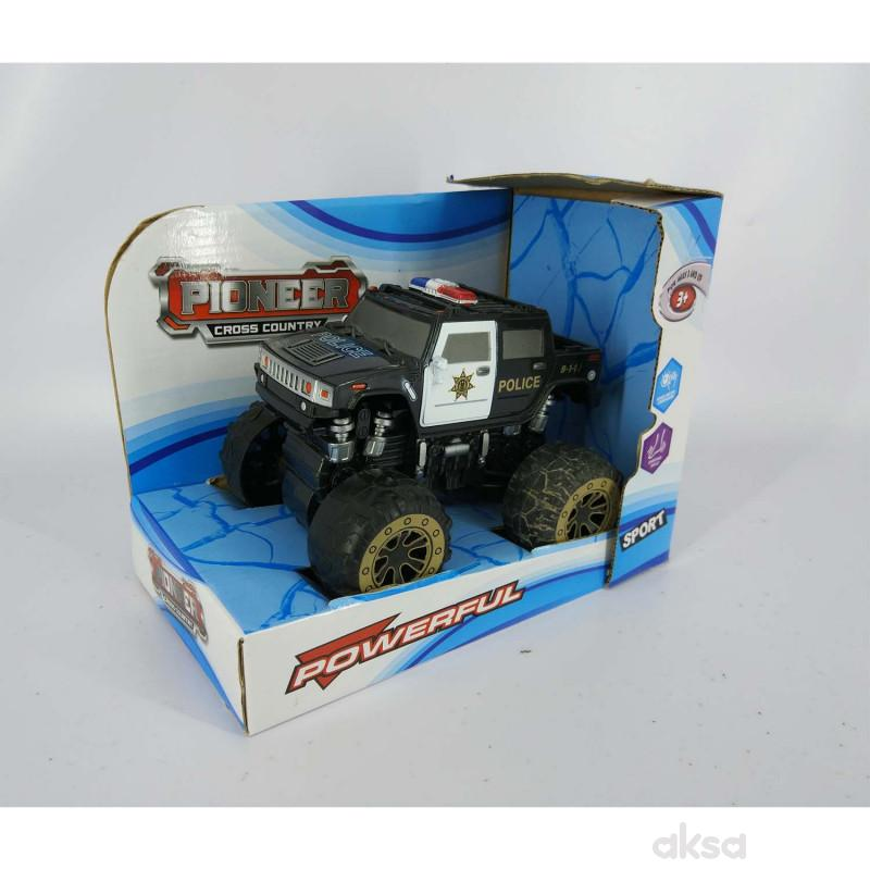 HK Mini igračka policijski džip
