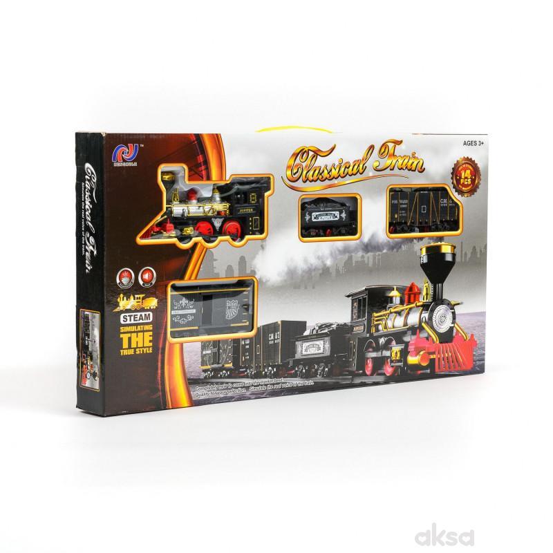 HK Mini igračka starinski voz