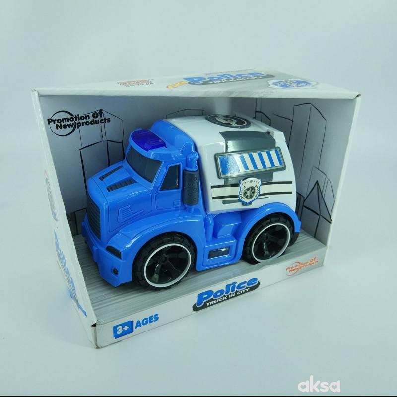 Hk Mini, igračka policijsko vozilo