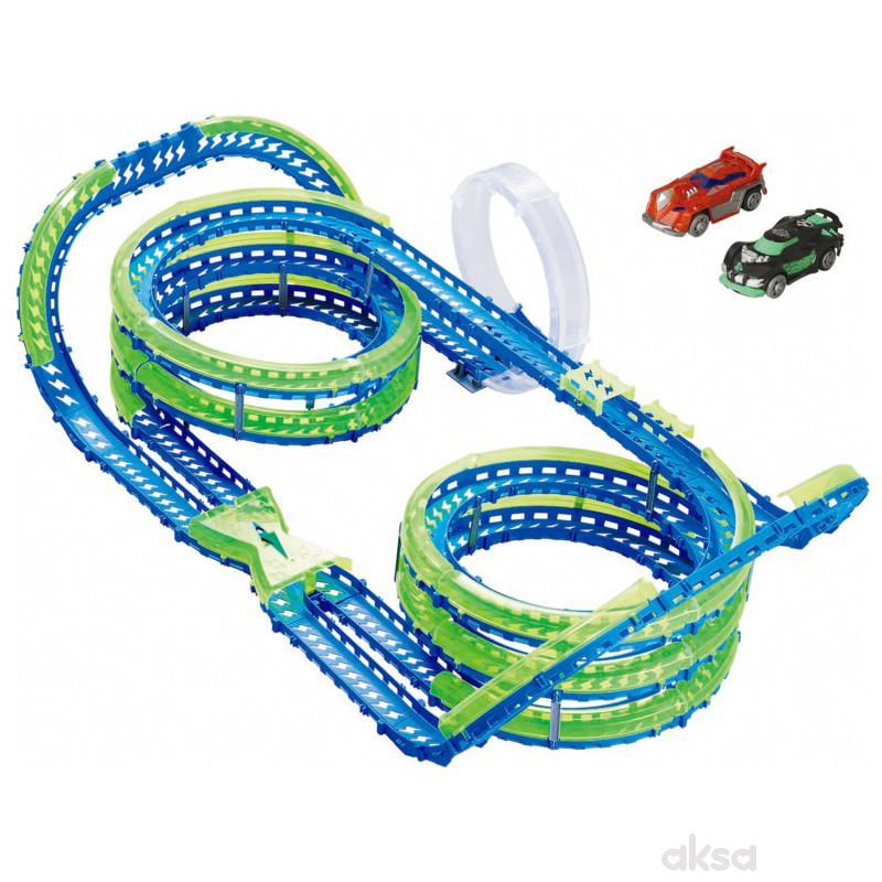 Wave racers trkačka staza Super spirala