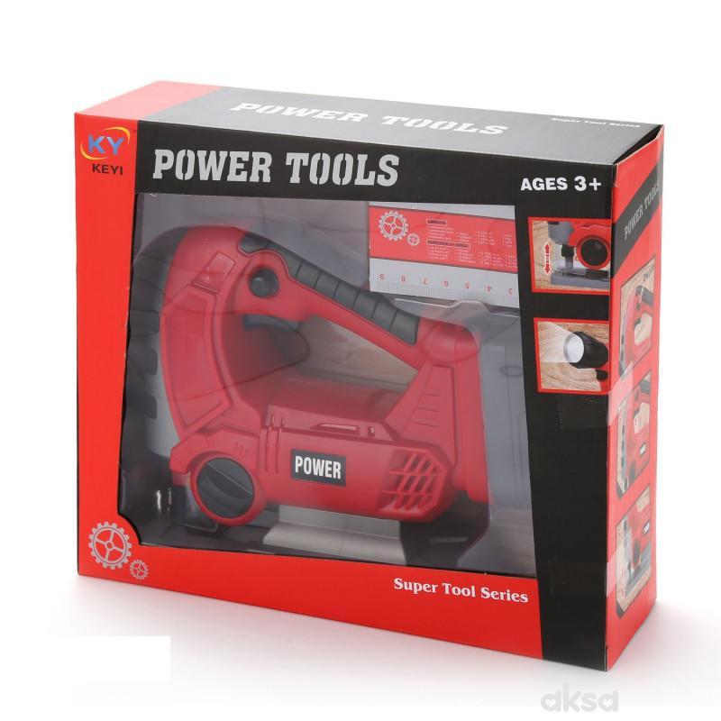 HK Mini igračka alat - set za drvo