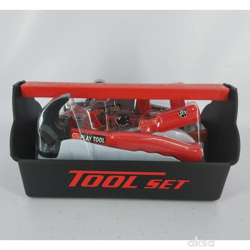 HK Mini igračka alat - set korpa