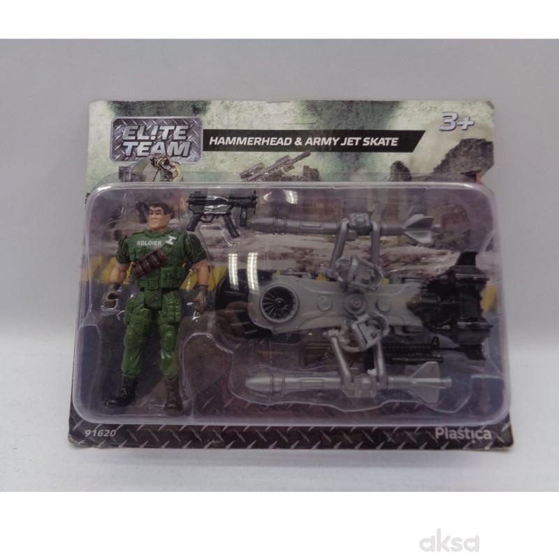 HK Mini igračka, vojnički set - jet ski