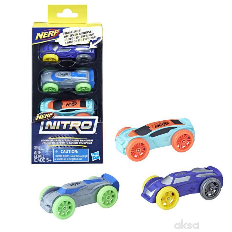 Nerf Nitro Auto Municija 3 Kom