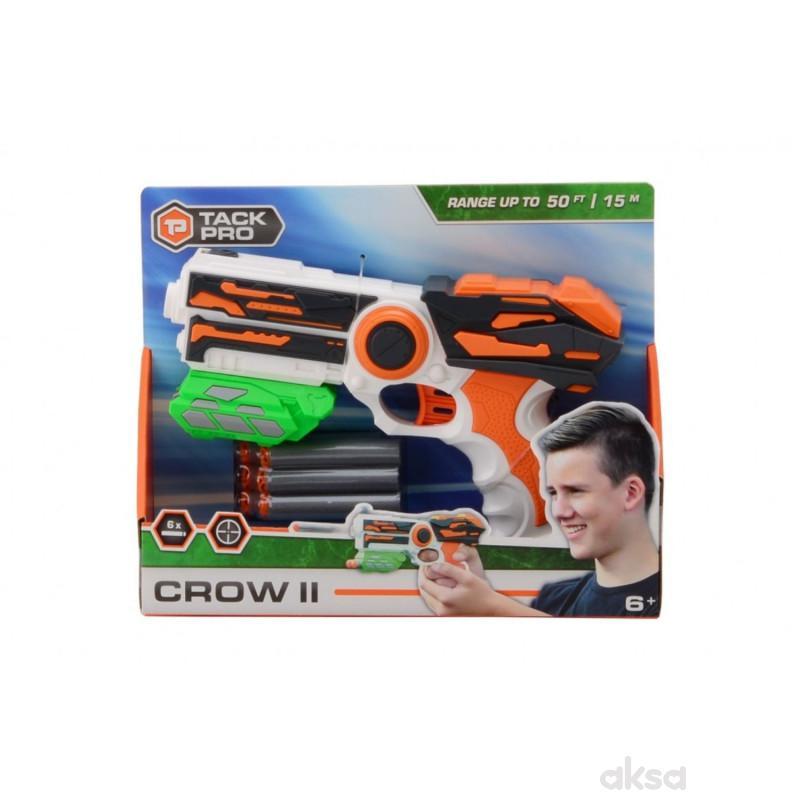 Tack Pro Shooter Pistolj 23cm sa 6 metaka
