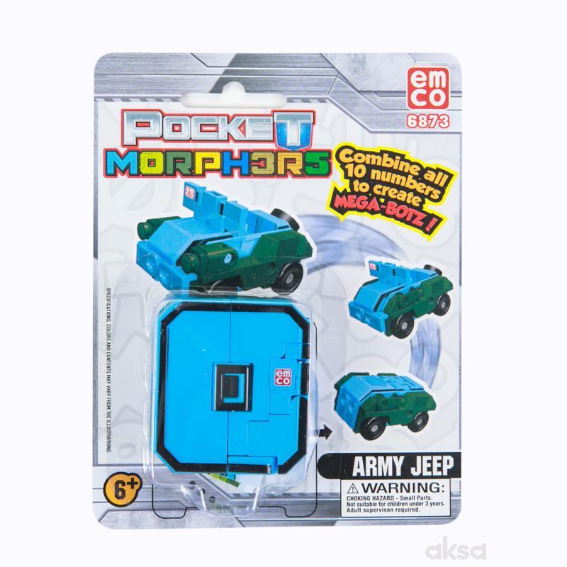 Pocket Morphers igračka broj 0