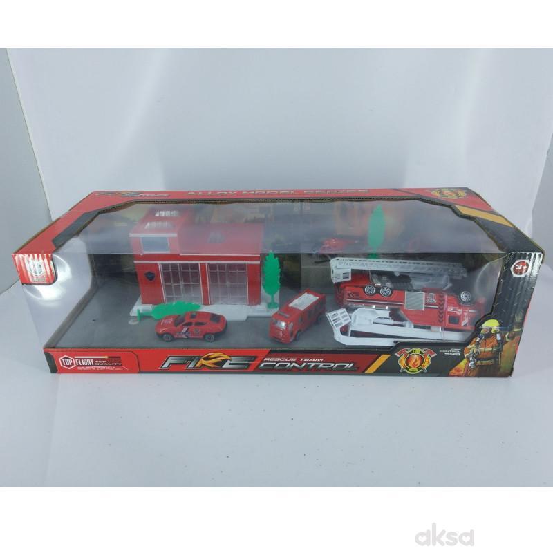 HK Mini igračka vatrogasna stanica