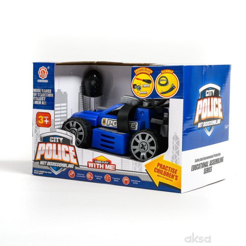 HK Mini igračka spasilačko vozilo