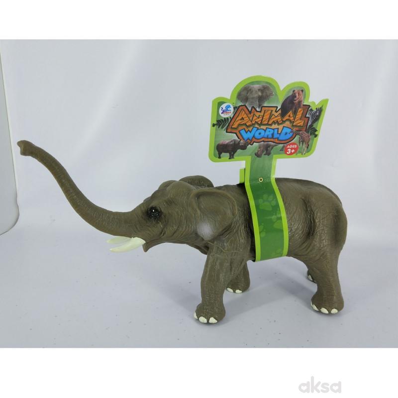 HK Mini igračka figurica slon