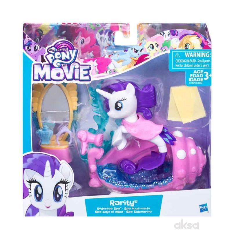 My little pony movie sirena skoljka