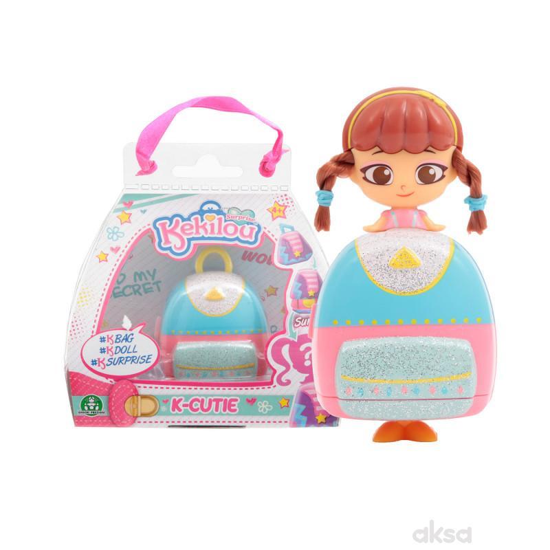 Kekilou igračka lutka Nicole, single