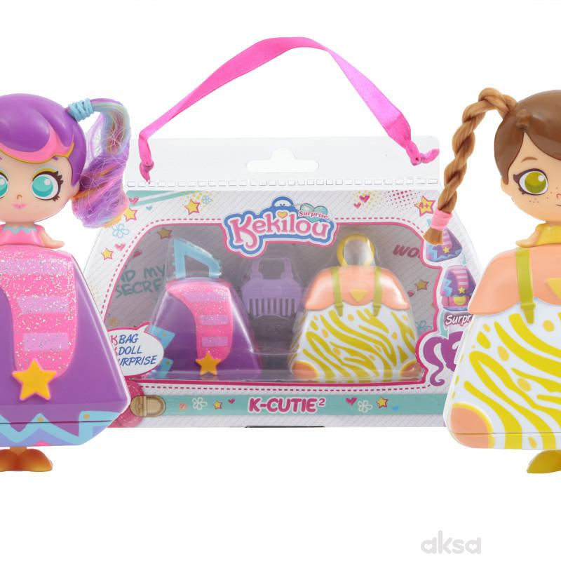 Kekilou igračka lutka Rochelle + Savannah, double