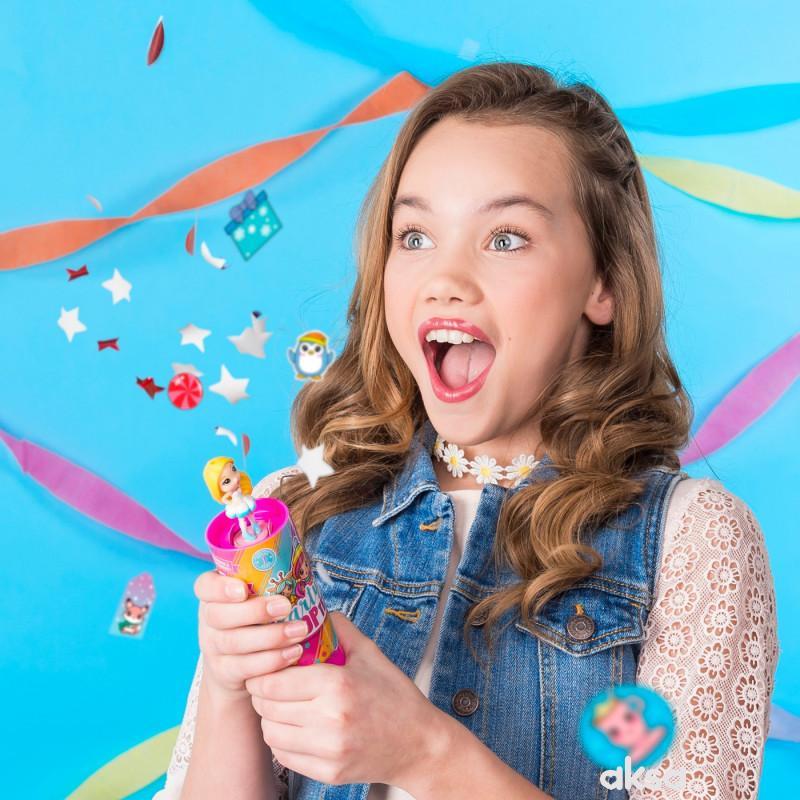 Lutkica i konfete party popteenies