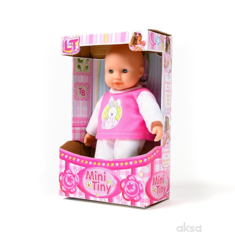 Loko toys,lutka beba, mini, 22cm