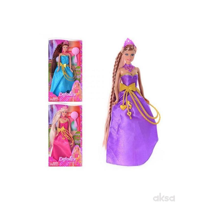 Lutka Defa u balskoj haljini