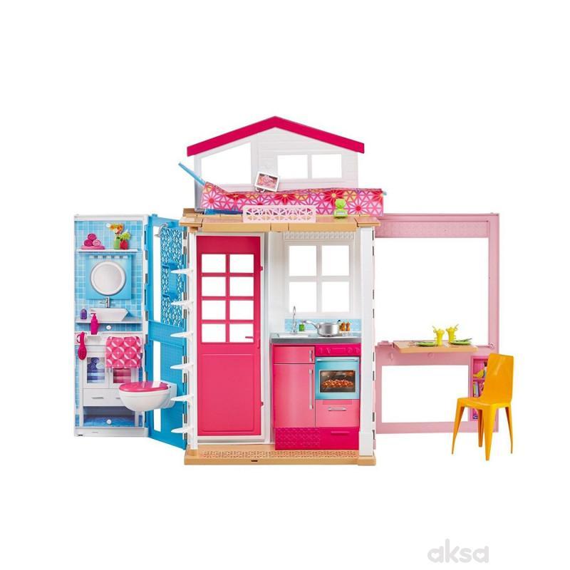 Barbie dvospratna kuća