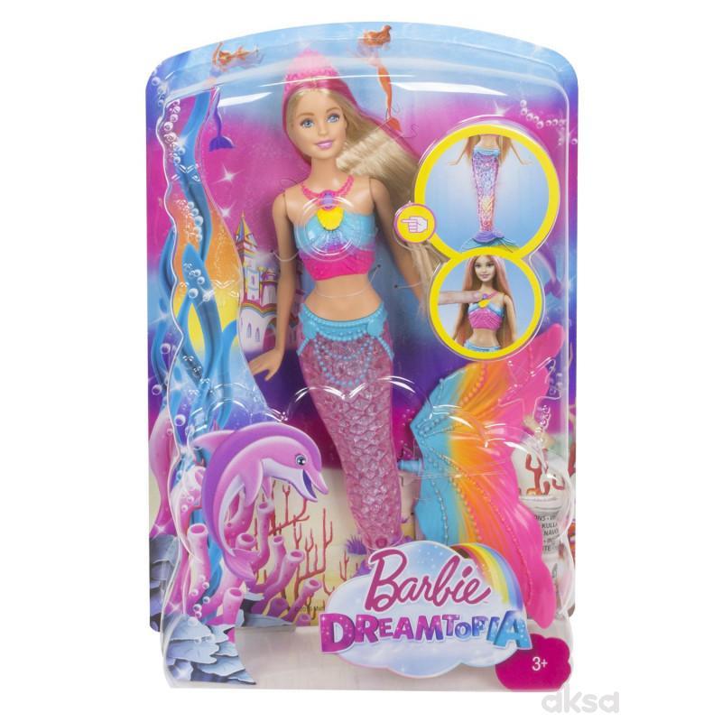 Barbie svetleća sirena