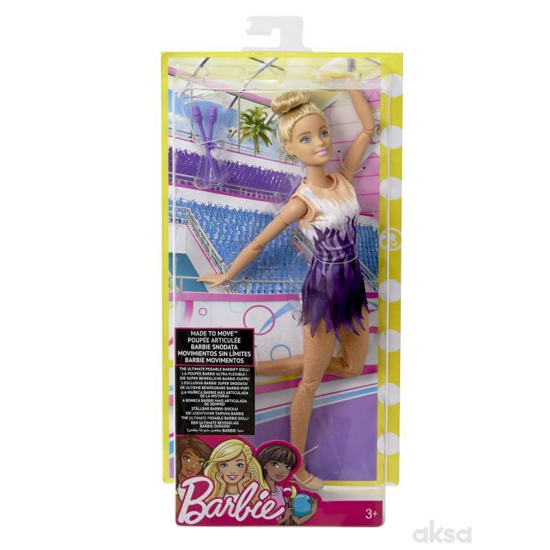 Barbie spotrista