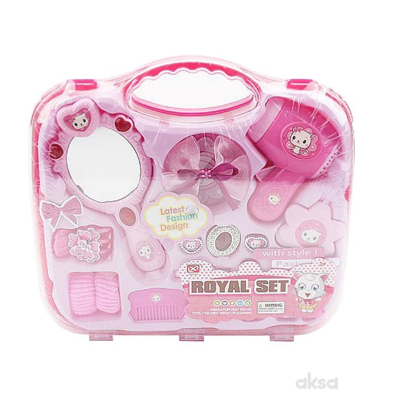 Qunsheng Toys, set za ulepšavanje u koferčetu