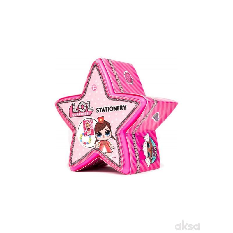 LOL set stationery u zvezdi display 24pcs