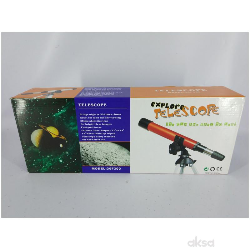 HK Mini igračka teleskop