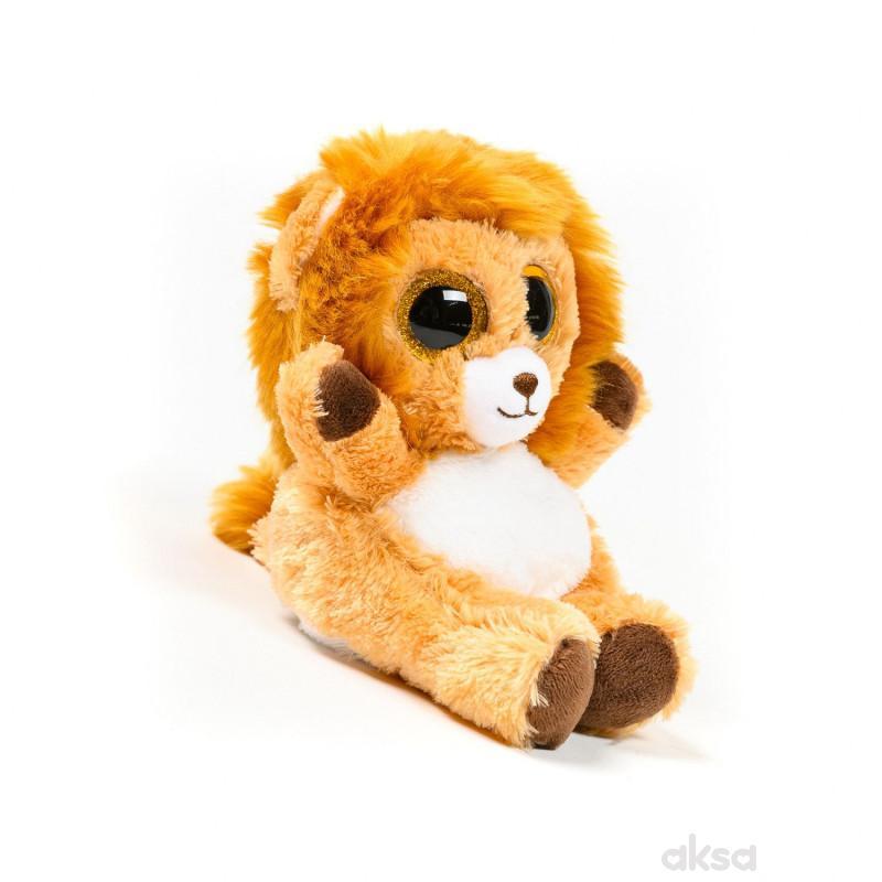 Keel Toys plišana igračka Animotsu Lav, 15 cm
