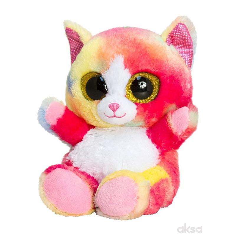 Keel Toys plišana igračka Animotsu maca,15 cm