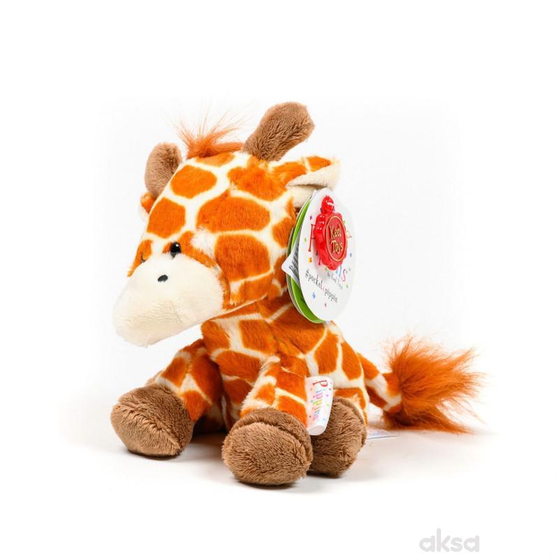 Keel Toys plišana igračka Pippins Žirafa, 14 cm
