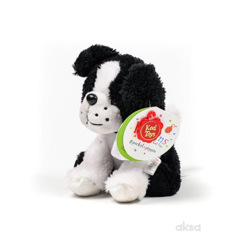 Keel Toys plišana igračka Pippins Collie, 14 cm