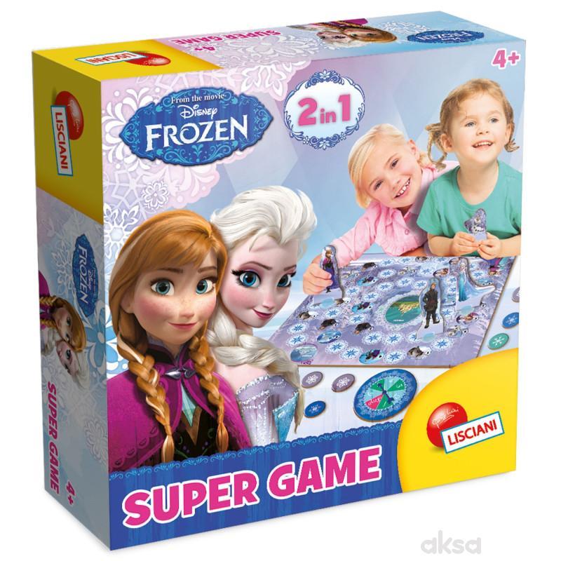 Liscianiigra Frozen 2 u 1 (prevedeno)