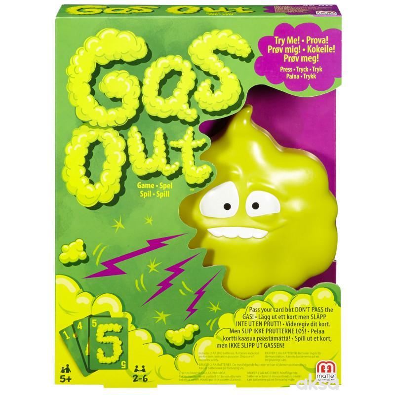 Društvena igra Gas Out