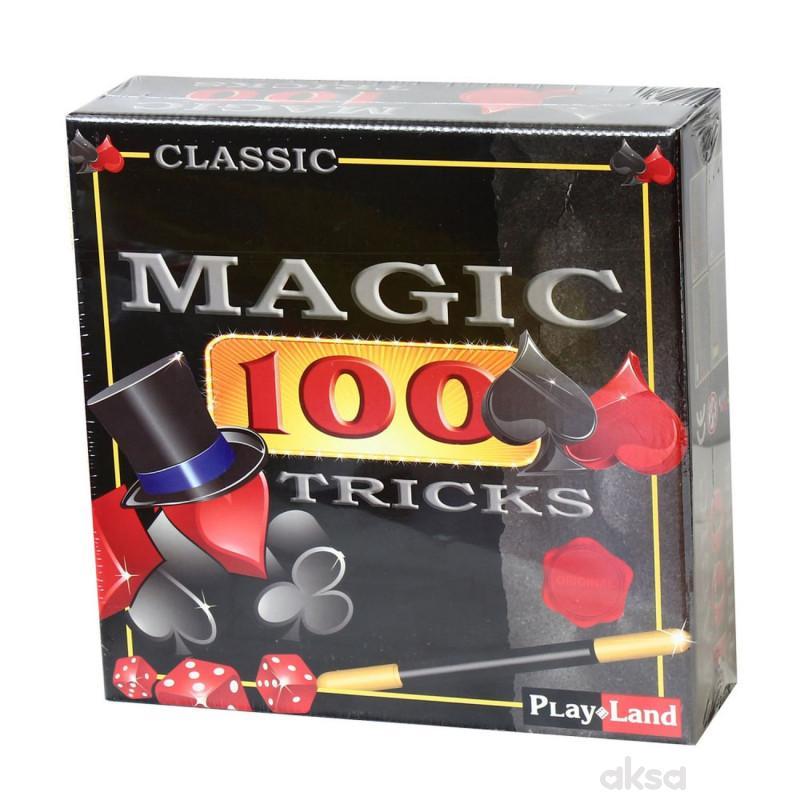 Play land 100 magicnih trikova edukativna igra