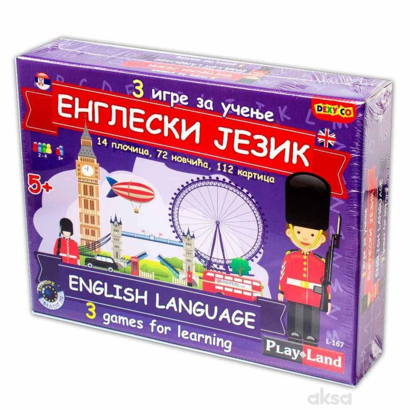 Play land engleski jezik